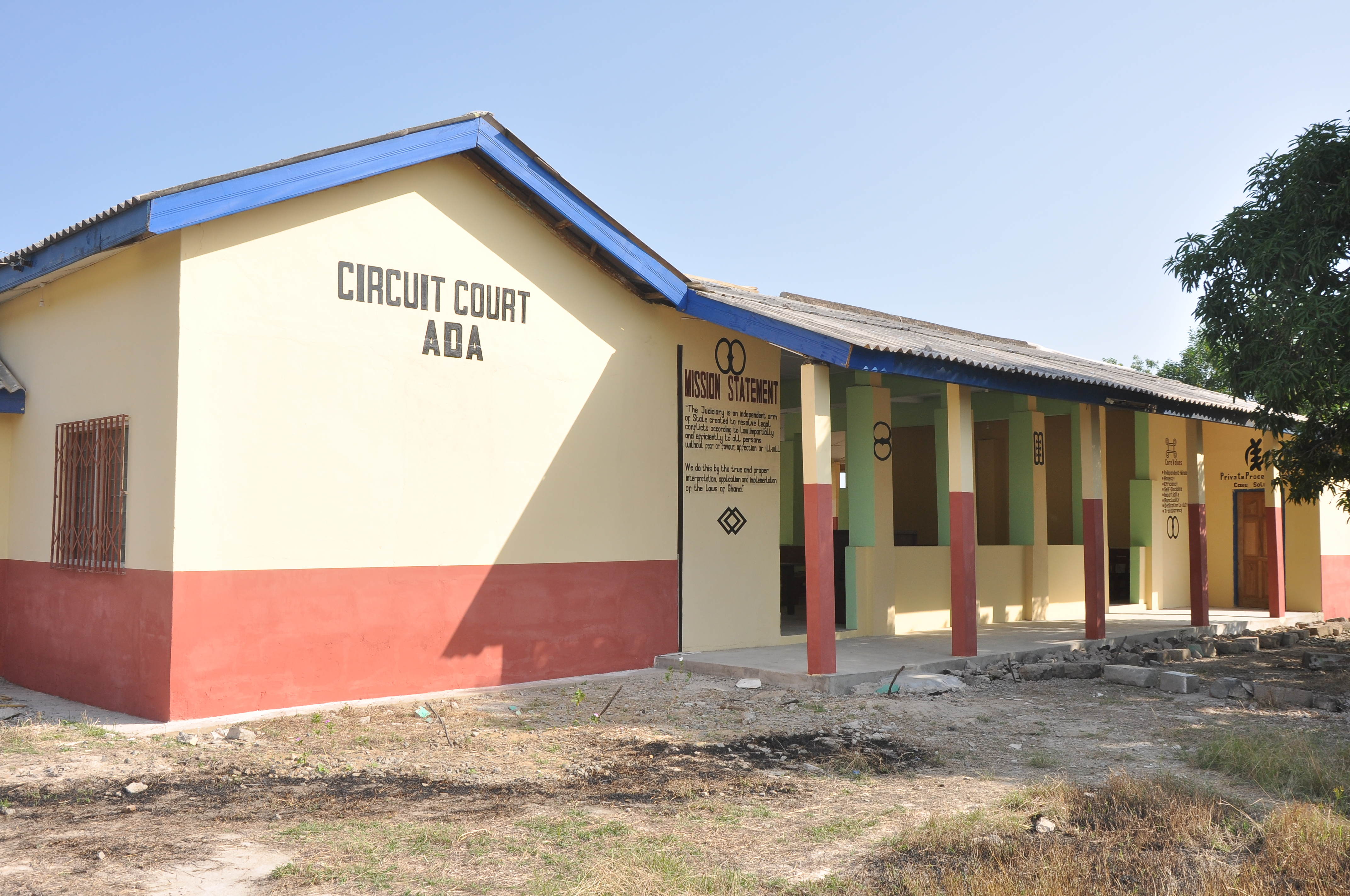 DISTRICT CIRCUIT COURT